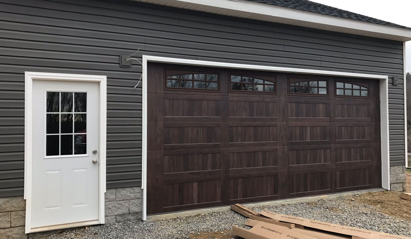 SI Overhead Door New Garage Door